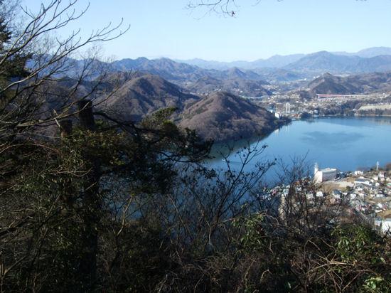 神奈川県 相模嵐山から石老山を...